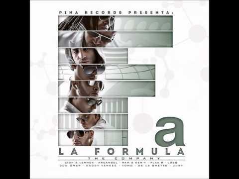 Mix La Formula - Pina Record's - Dj Titin - 2012