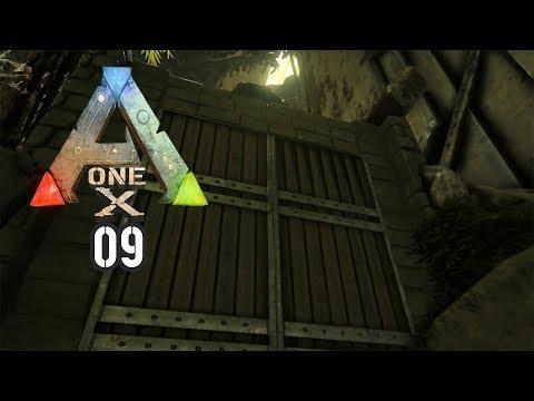 Wir bauen eine Falle ★ ARK One X #09