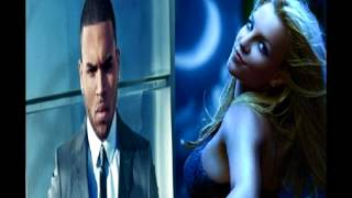 vuclip Chris Brown Vs. Britney Spears - Don't wake me up Circus (mash up remix)