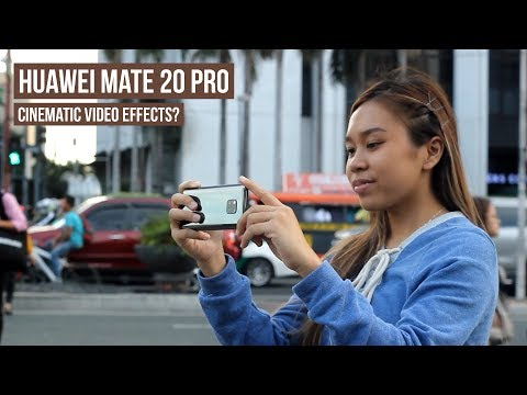 Can Huawei Mate 20 Pro Up Your Mobile Filmmaking Game?