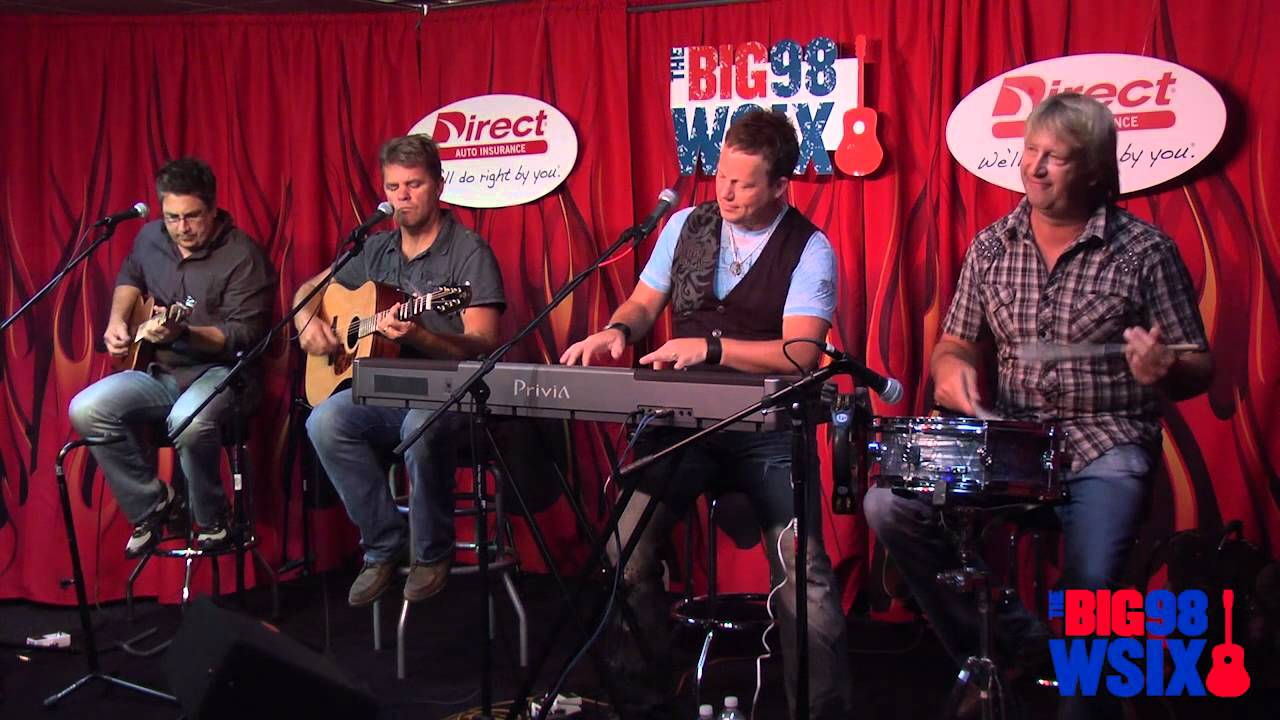 Lonestar - Front Porch Looking In Performed Live at WSIX The Big 98 ...