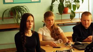 """Видеоурок всероссйской акции """"безопасный Интернет для школьников"""" Дети в Интернете"""""""