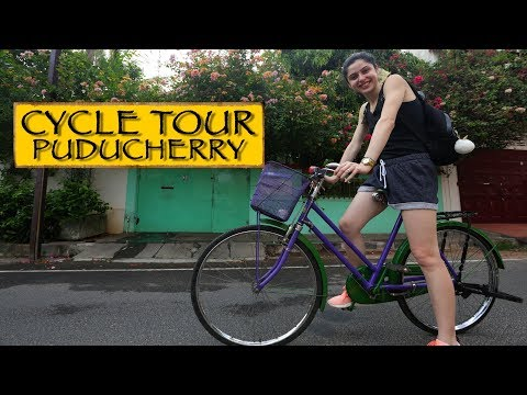 Cycle Tour || Puducherry