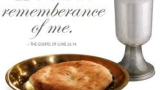 Sabbath Day Gathering: Communion with Messiah (8/4/18)