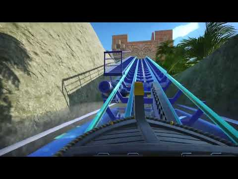 Planet Coaster Episode 19: Finally Done With The Dark Ride! |