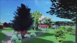 Благоустройство и озеленение приусадебного участка(, 2013-02-12T19:20:26.000Z)