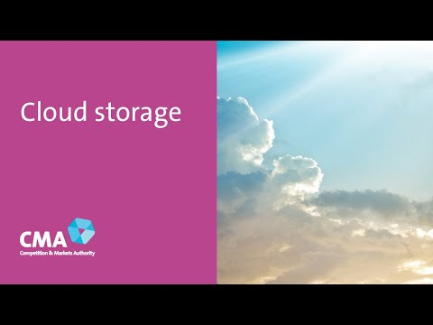 What Is Cloud Storage?