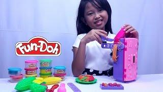 Mainan Fun Doh KITCHEN SET 🍝 Lilin Mainan Play Doh 🧀 Let's Play Jessica