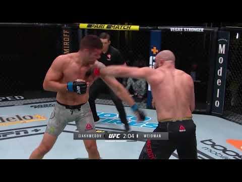 UFC Vegas 6: Lewis vs. Oleinik / UFC Вегас 6 – Highlights