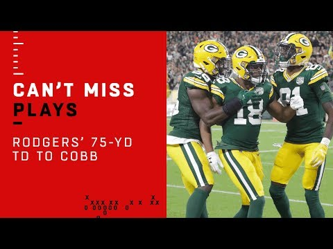 rodgers-&-cobb's-75-yd-td-connection-to-take-the-lead!