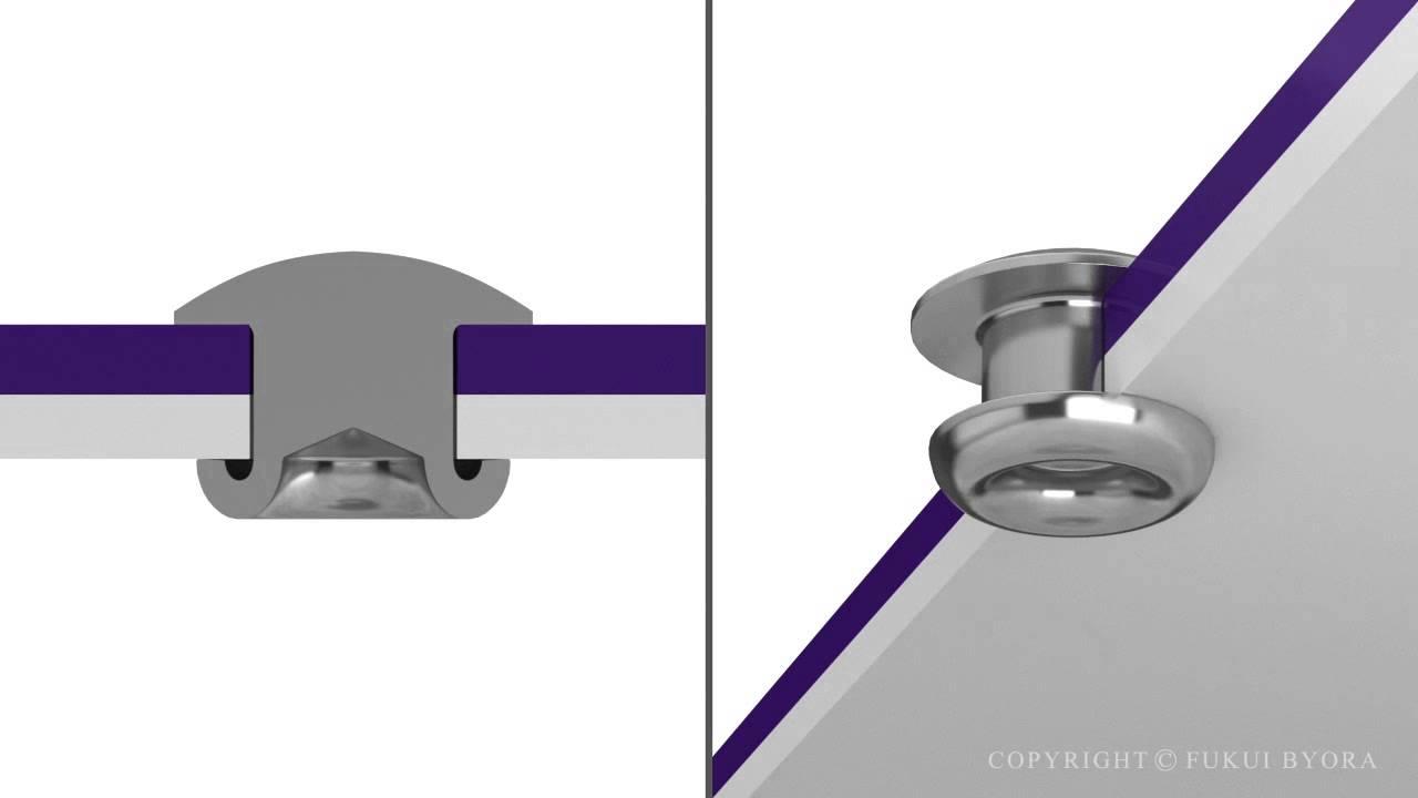semi tubular rivet low round semi tubulalr rivet fastening movie