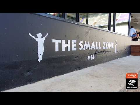 The official launch of the Small Zone at Jonsson Kings Park on the 31st of January 2020.