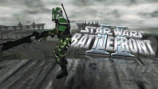 Battle Of Kashyyyk Episode III / MOD Battlefront 2 / Gameplay [HD]