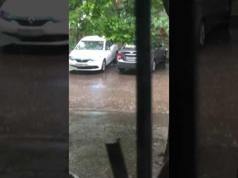 Ну и погода в Москве