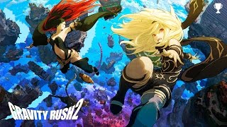 Gravity Rush 2 - Regaining Shifting - Pt.1
