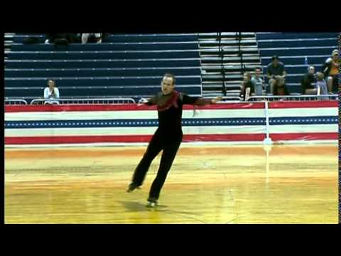 Matt Mason Freestyle-2015 Artistic Roller Skating Nationals