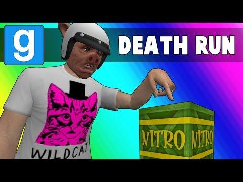 Gmod Deathrun Funny Moments - Crash Bandicoot Map (ALRIGHT!)
