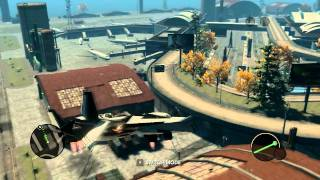 Saints  Row 3 - Planes Location