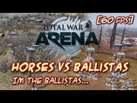Total War: Arena - Tier 7  Artillery - Giant Ballista Edition