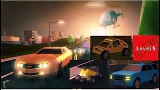 Holen Sie sich den Doon Buggy, SUV, Motor Level 5, ATV in Jailbreak Roblox: Jailbreak