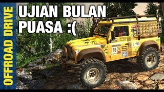 HARAP BERSABAR INI UJIAN! | Offroad Drive Indonesia