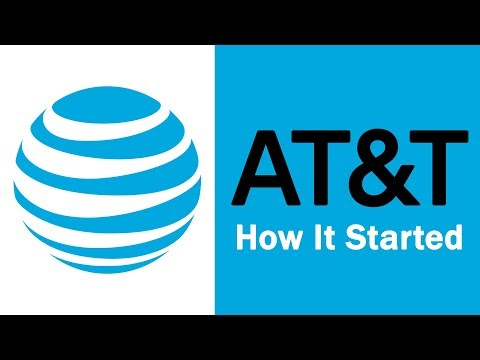 AT&T - How It Started