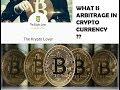 Bitcoin & Cryptocurrency Arbitrage (2018)  Trader ...