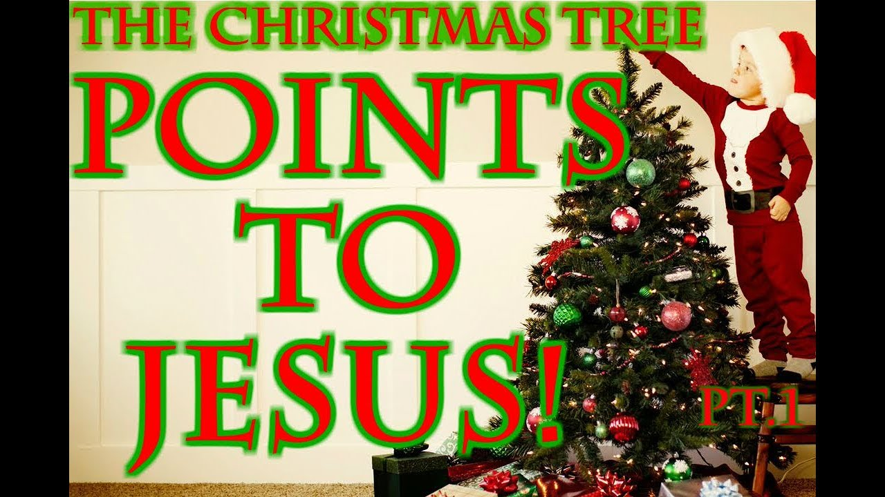 Pagan Christmas Tree.What Is The Meaning Behind The Christmas Tree Pagan Or Christian Pt 1