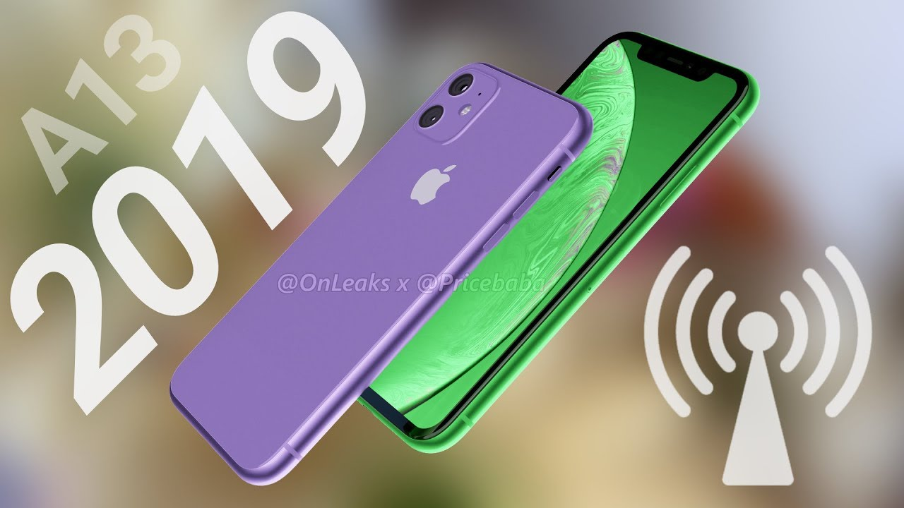 New 2019 iPhone 11R Colors & Latest 11 Rumors! image