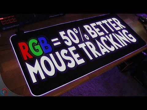 Massive RGB mousepad UNDER 20$ - Aliexpress RGB Mousepad