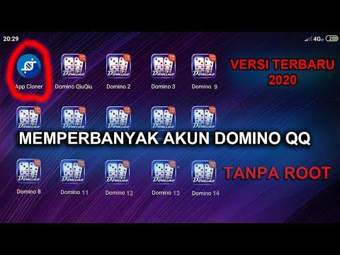 Cara Memperbanyak Aplikasi Game Domino Qiu Qiu 2020 Youtube