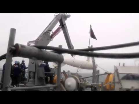 USS Warrior Prepares for INSURV
