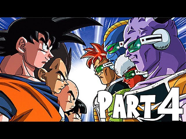 Dragon Ball Z Kakarot Gameplay Walkthrough Part 4- Goku vs The Ginyu Force (XBOX ONE Gameplay)