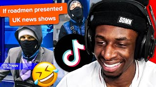 Sidemen React to Roadman TikToks