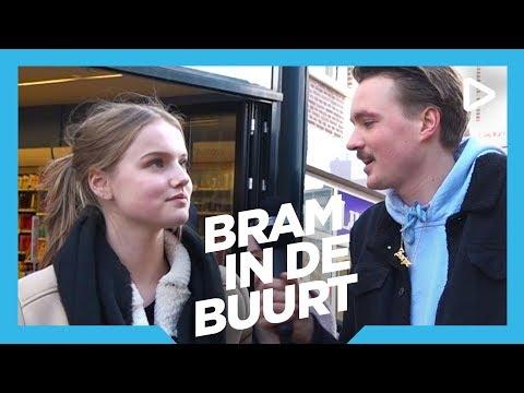 'Flirt jij met docenten?' - Bram In De Buurt | SLAM!