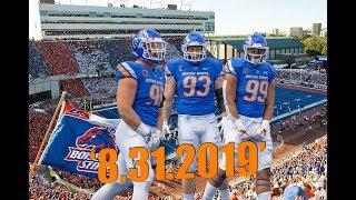 "Boise State Football || ""8.31.2019"""