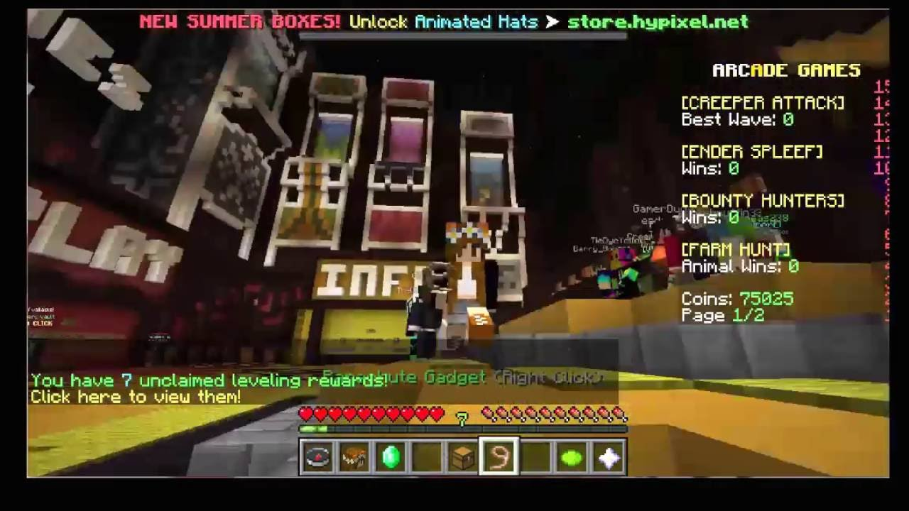 Gaming Console Minecraft Build Battle