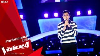 The Voice Thailand - บูม ธนากร - นกขมิ้น - 4 Oct 2015