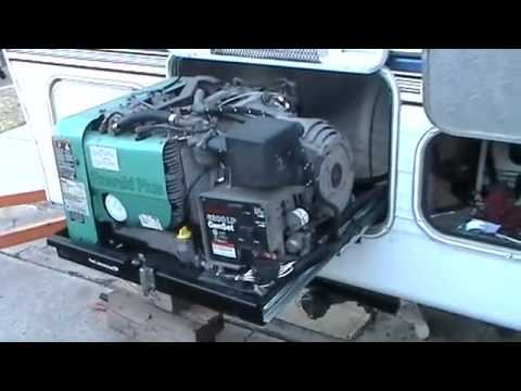 hqdefault onan generator in 5th wheel trailer 1 youtube onan generator emerald 1 wiring diagram at alyssarenee.co