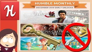 New Humble Monthly || Steam News || Great Games and Bundles!