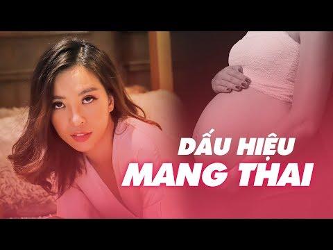 Dấu hiệu nhận biết có thai   14+   Sex Edu #11 ♡ Hana Giang Anh