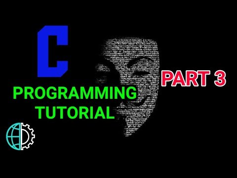 C Programming Tutorial Part 3| C Programming Tutorial for Beginners |Learn C language2019-2020 thumbnail