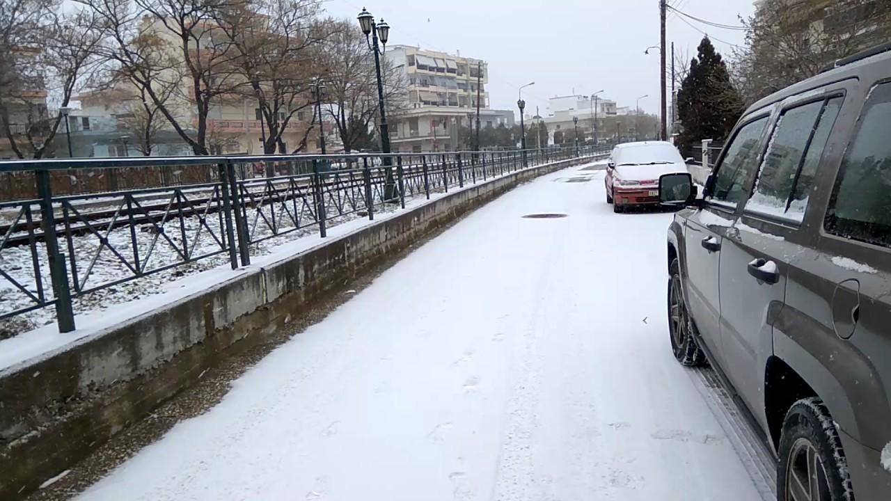 Αποτέλεσμα εικόνας για αλεξανδρουπολη χιονι