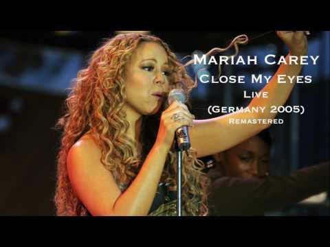 RARE Mariah Carey Close My Eyes Live Germany 2005 Remasterd