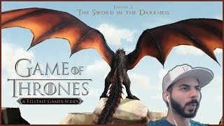 Game of Thrones - Episode 3 - The Sword In The Darkness - Telltale Games
