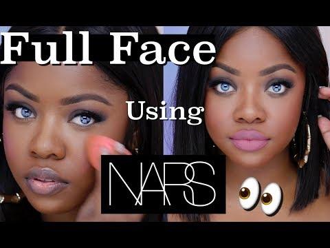 FULL FACE using NARS | Cydnee Black