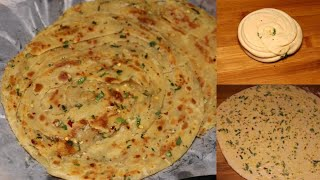 Unique Style Garlic Butter paratha By Recipes of the world(Breakfast Recipe)