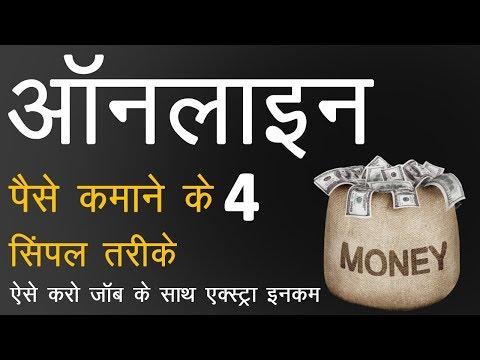 4 Tips For Online Earning - How To Make Money Online