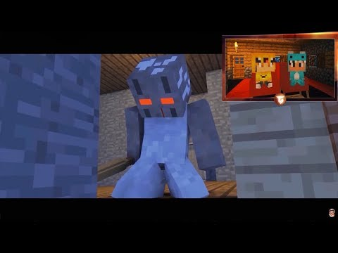 VIDEO REACCION ESCUELA de MONSTRUOS GRANNY HORROR SURVIVAL MINECRAFT ANIMATION con BEBE MILO Y ADRI thumbnail