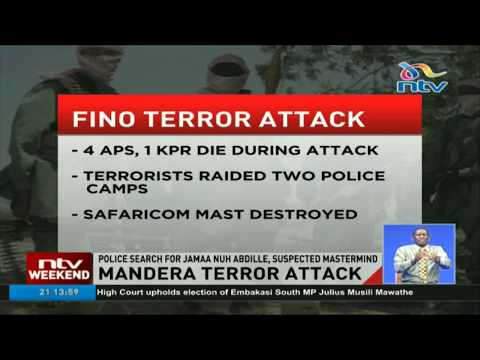 4 AP officers, 1 KPR officer killed in attack by terrorists